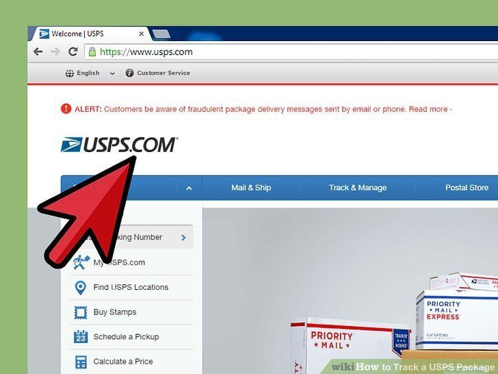 2 Easy Ways to Track a USPS Package (with Pictures)