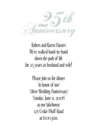 Card Invitation Ideas. cheap 25Th Wedding Anniversary Invitation ...