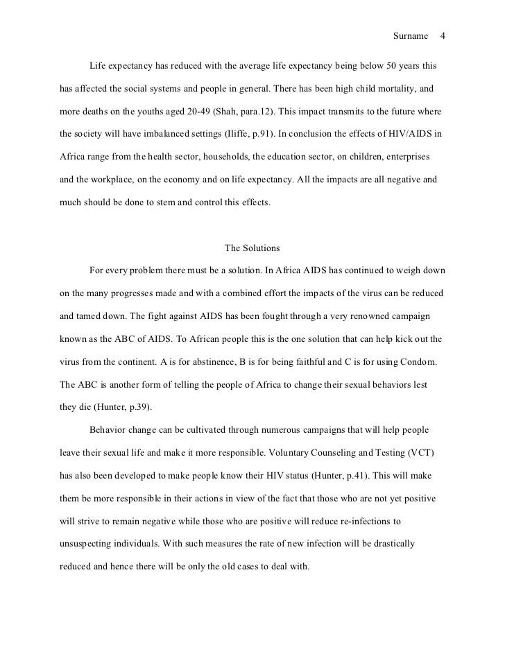Examples Of Essays For High School Mla Style Research Paper Hiv Aids In Africa English Example Essay also How To Write A Thesis Statement For An Essay Mla Style Outline Example Mla Format Sample Paper With Cover Page  Write A Good Thesis Statement For An Essay