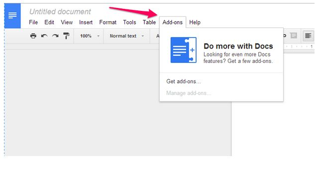 How Do I Fax a Google Doc Using the HelloFax for Google Docs Add ...
