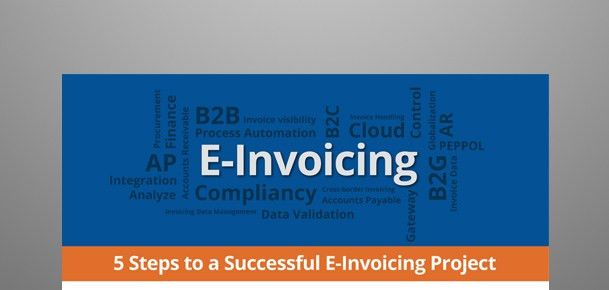 Electronic Invoicing (E-Invoicing) Solutions | Liaison Technologies