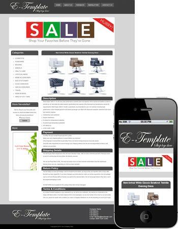 Custom Ebay Store & Auction Templates Shop