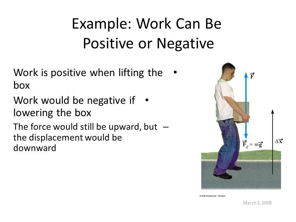Work In physics, work has a very specific meaning. - ppt download
