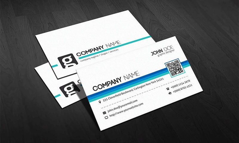 15+ Best designs of Business card templates, sample | Printable ...