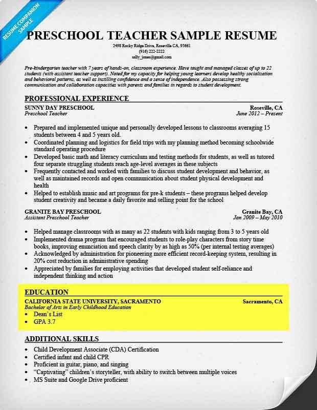 How to Write a Resume | Resume Companion