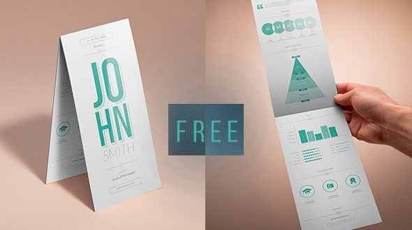 Best Free Resume Templates in PSD, AI, Word DocX