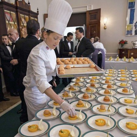 How to Bake Like White House Pastry Chef Susan Morrison