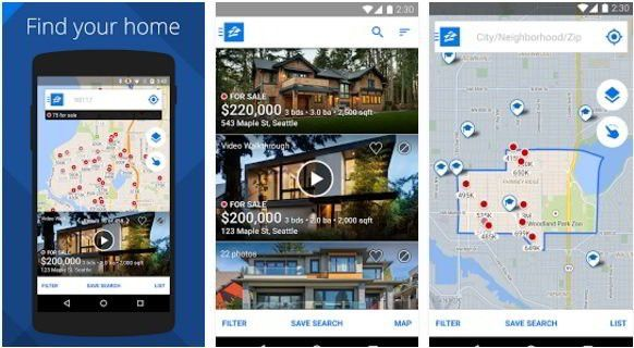 Best Real Estate Apps to Sell or Buy Property online (2017)