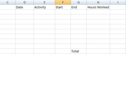 Create a timesheet in Excel to track billable hours for your ...