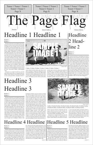 Newspaper Design Software-Free | Online Newspaper Generator