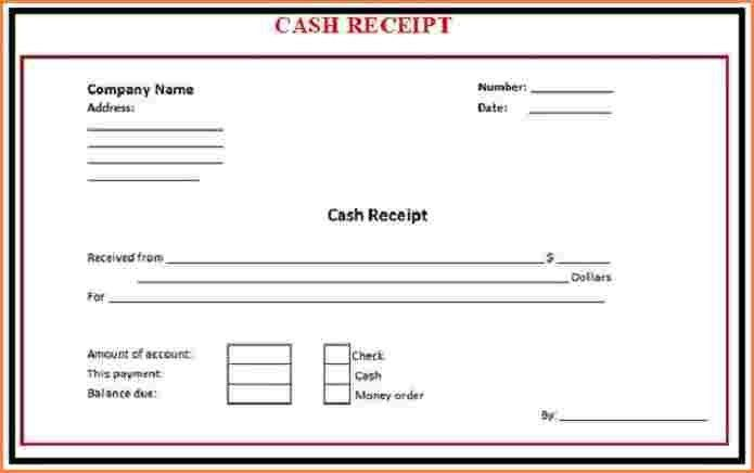 6+ cash payment receipts | Sales Slip Template