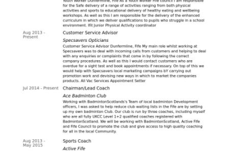 Sample Youth Care Worker Resume Ubazo It All Comes Back To Resume ...