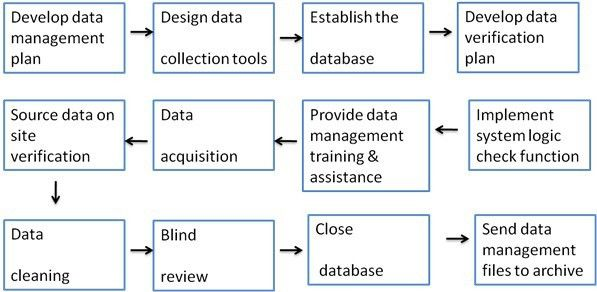 Role of Clinical Data Management System in Multicenter Clinical Trial