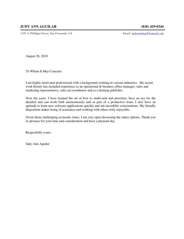 Resume Cover Letter Introduction Verification Letters Pdf in Cover ...