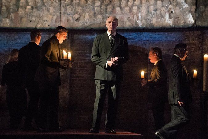 Mike Bartlett Turns to Shakespeare to Voice His 'King Charles III ...