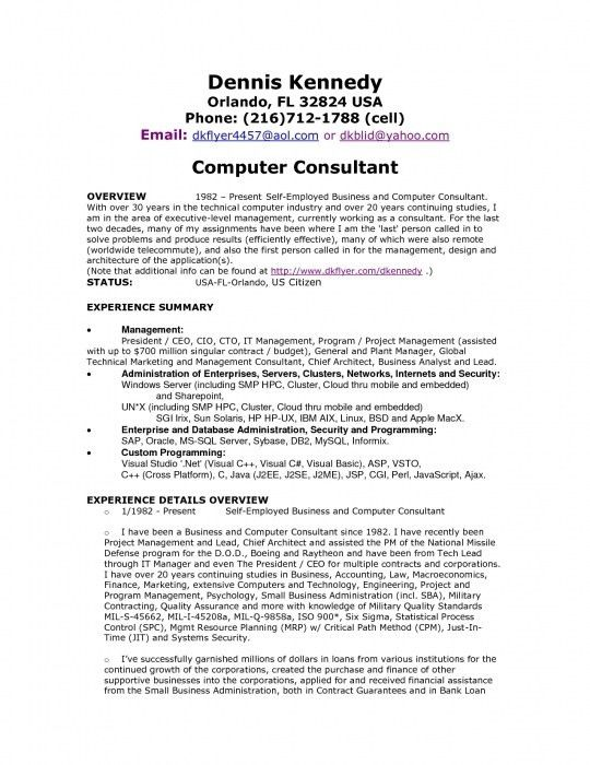 The Incredible Sap Fico Sample Resume | Resume Format Web