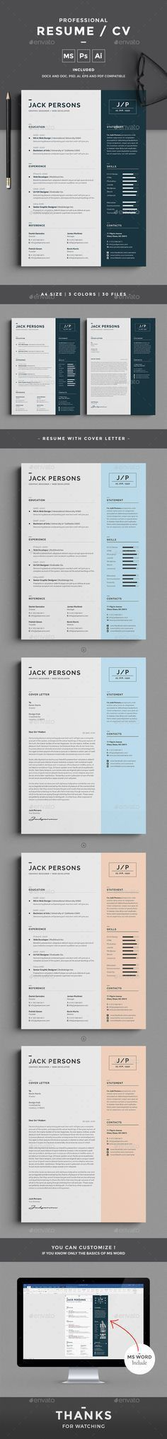 Resume | Resume cover letters, Minimalist and Typography