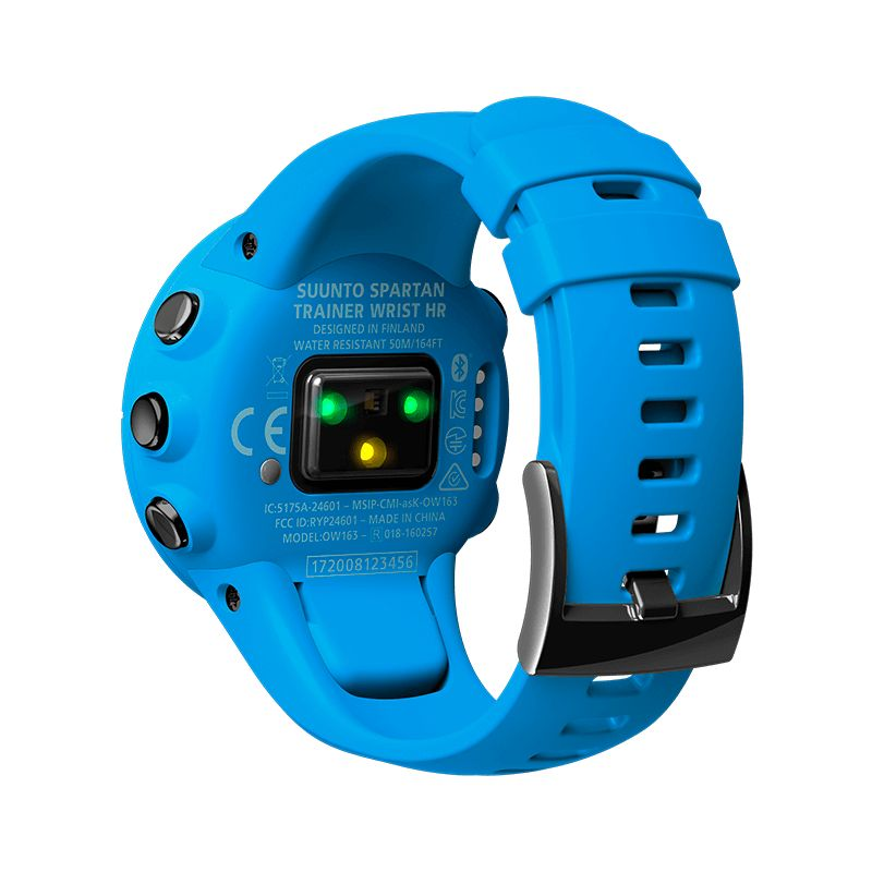 Suunto Spartan Trainer Wrist HR Blue - GPS training watch