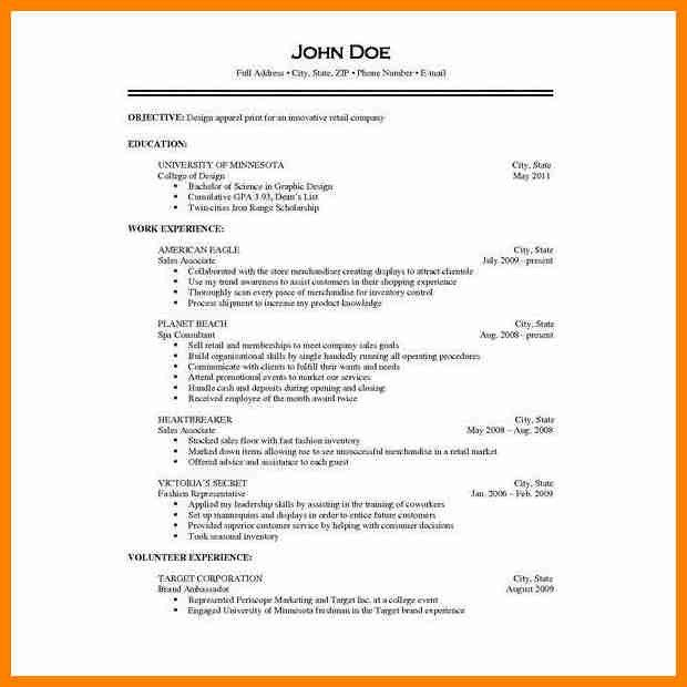6+ resume job description examples | forklift resume