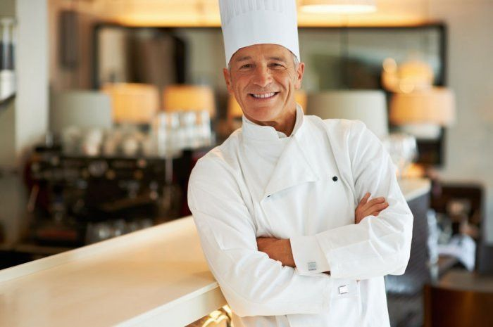 Executive Chef from Cook in a Restaurant, Earn $19,000 a Year! And ...
