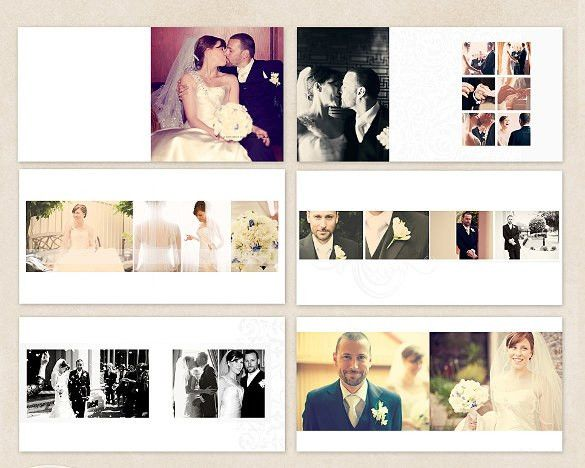 Wedding Album Template – 41+ Free PSD, Vector, EPS Format Download ...