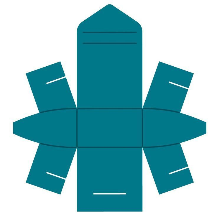 139 best Boxes Templates images on Pinterest   Box templates ...