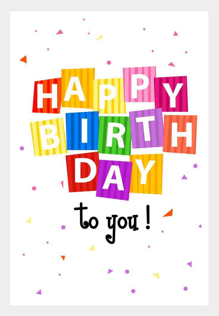 567 best birthday cards images on Pinterest | Birthday wishes ...