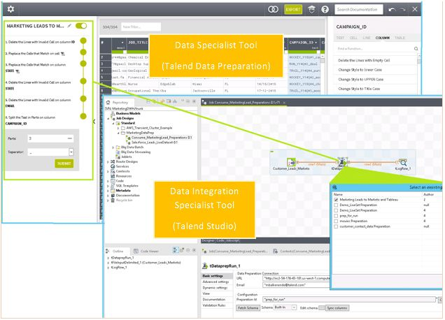 Data Prep 101: Diving into Enterprise Features - Talend Real-Time ...