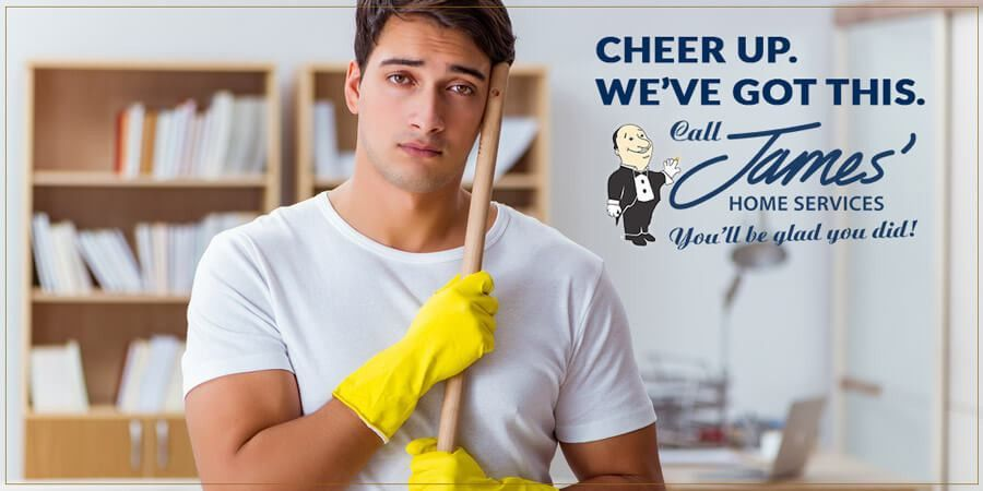 James' Home Services House Cleaning | Domestic Cleaners