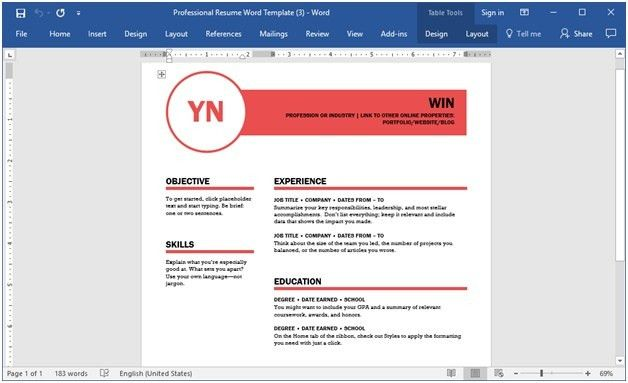 Powerful & Professional Resume Templates To Help You Land That ...