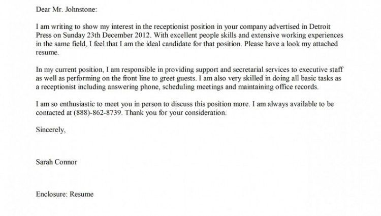 Cover letter front desk hotel no experience : Cover letter entry ...