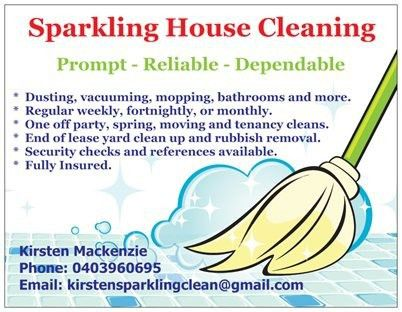 Sparkling House Cleaning in Ferny Hills, Brisbane, QLD, Cleaning ...