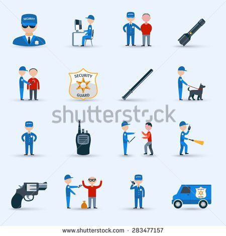 Security Guard Stock Images, Royalty-Free Images & Vectors ...