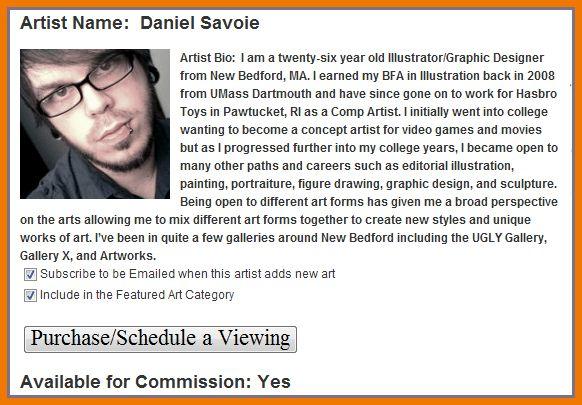 7+ artist bio example | postal-carrier