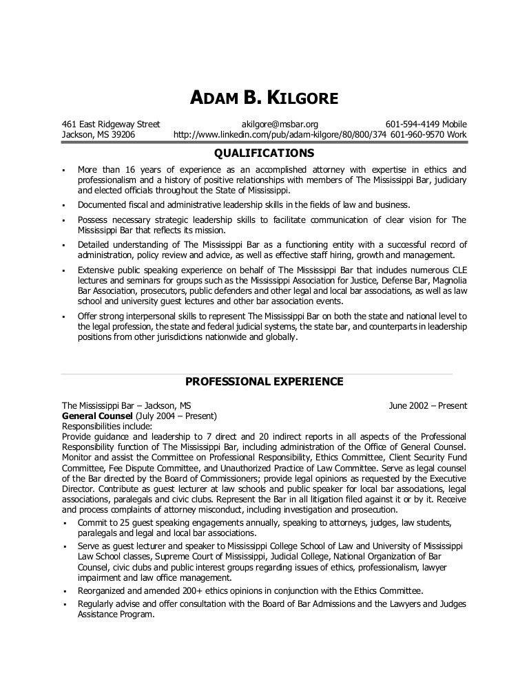 Adam B Kilgore resume - 2016