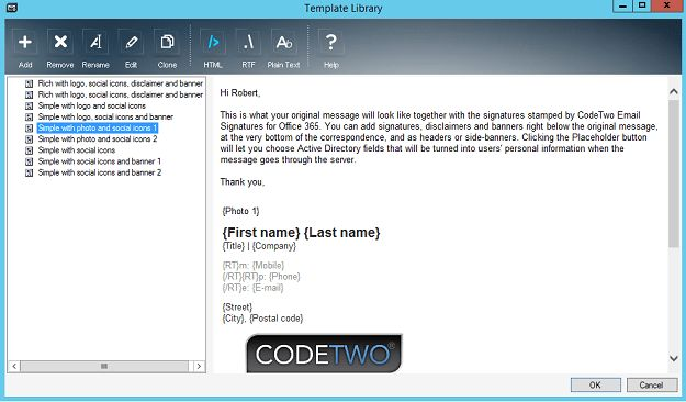 How to have an Office 365 email signature inserted only into new ...
