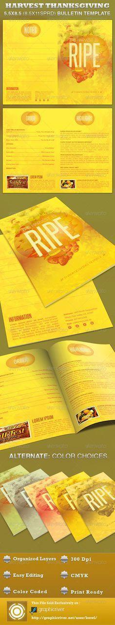 Free Printable Church Program Template | Church Program | church ...
