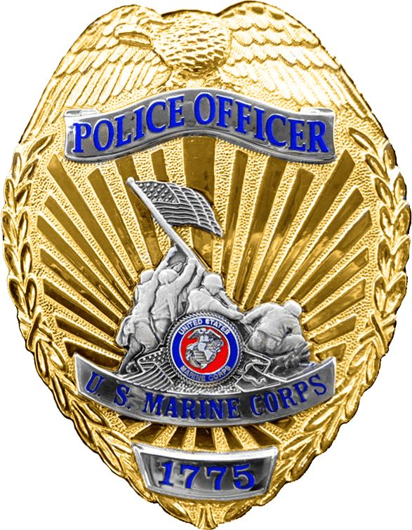 File:USMC - Military Police Officer Badge.png - Wikimedia Commons