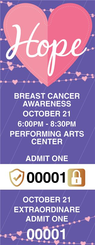 Make your next Breast Cancer fundraising night a success with the ...