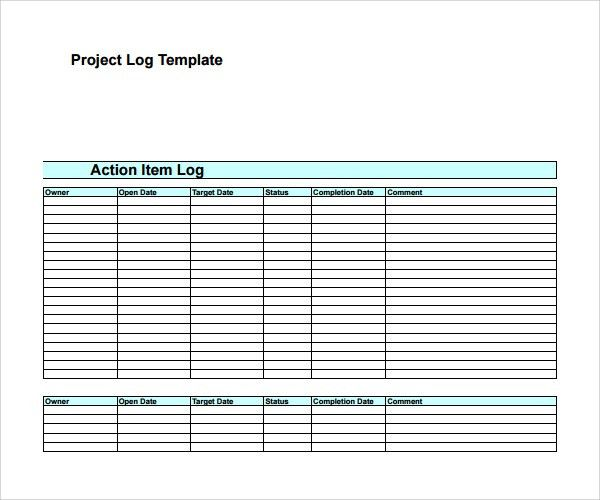 Elegant Sample Decision Log Template   9+ Free Documents In PDF, Word