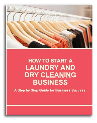 How to Start Laundry and Dry Cleaning Business | Business Plan ...