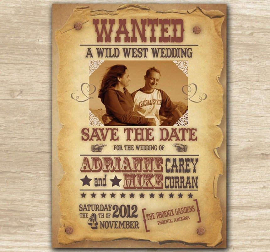 Wonderful Custom Wanted Poster And Best Ideas Of Wild West Western ...