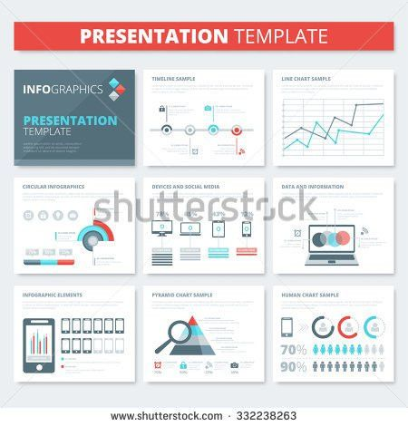 Illustration Annual Report Cover A4 Sheet Stock Vector 348714971 ...