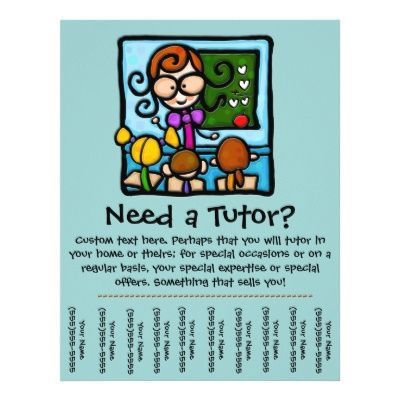 9 best tutoring images on Pinterest | Flyers, Flyer design and ...
