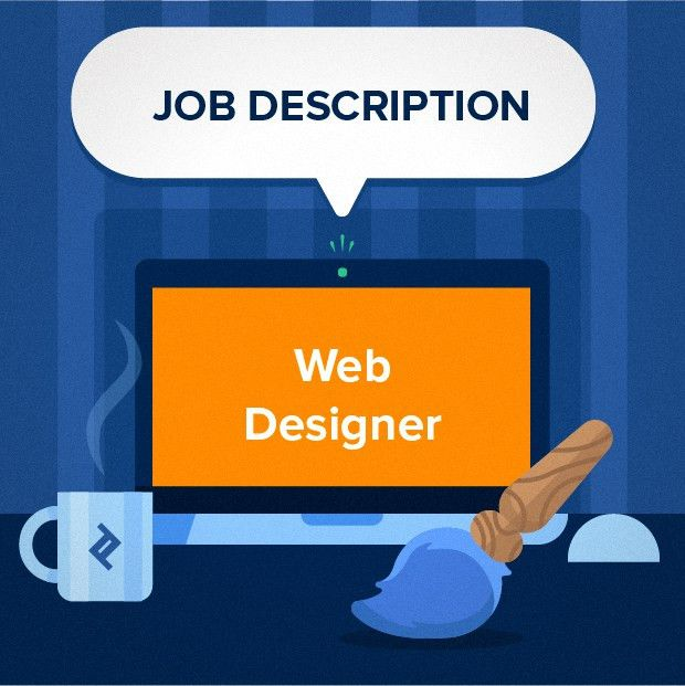 Web Designer Job Description Template | Toptal