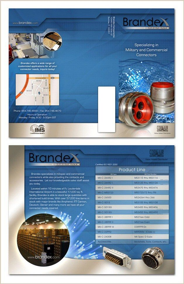 25 Examples Of Target Specific Trifold Brochure Design | Top ...