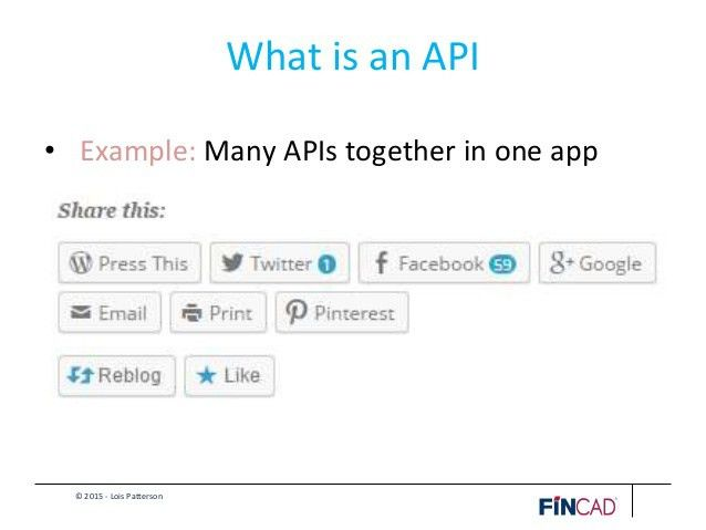 STC Summit 2015: API Documentation, an Example-Based Approach