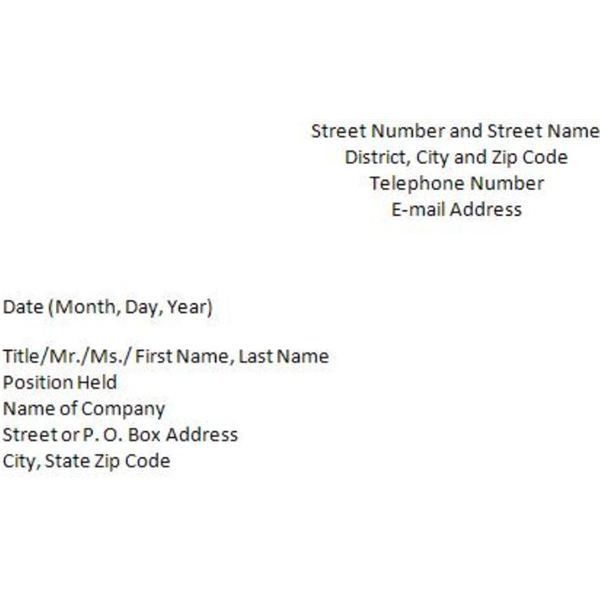Cover Letter Writing Guidelines for Job Seekers