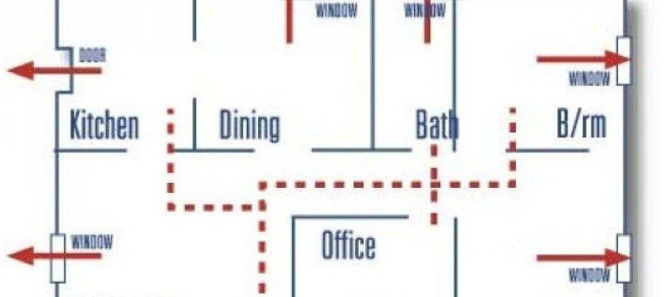 Evacuation Plan Templates. Free Emergency Evacuation Template ...