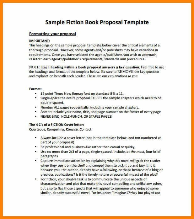 Sample Cover Letter For Proposal Submission 9+ Sample Proposal ...